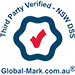 Third party verified logo