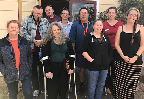 Northern Rivers peer support group - August 2019