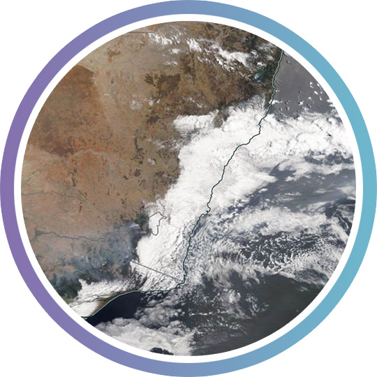 NSW Bushfire Emergency Information blog post